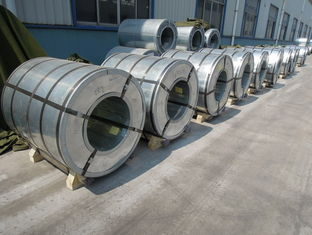 Roofings G90 Galvanized Steel kumparan / Gl Coils 0.13mm - Tebal 3mm