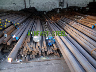 Forged Stainless Steel Round Bar Padat Finish Diameter 250mm