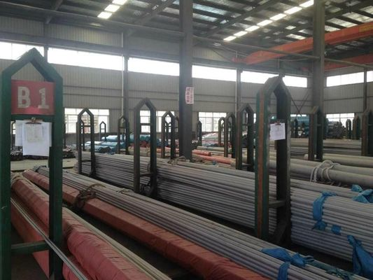 Duplex Astm A789 400 Series Stainless Steel Seamless Tube / Pipe Grade S32205