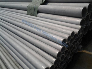Bejana Seamless Stainless Steel Pipe Anil dengan ASTM A789