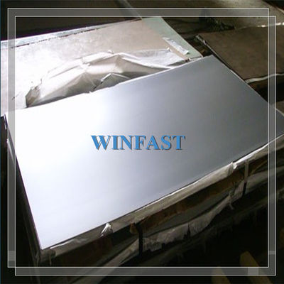 Cina Incoloy Alloy 800 Plate Nikel ASTM B409 Nikel Alloy Sheet Untuk Industri pabrik