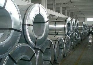 Hot Rolled Galvanized Steel Coil / Corrugated Roofing Sheet / Lembar Atap Besi