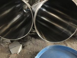 Stainless Steel Oval Tube Pipa Stainless Steel Welded Untuk Dekorasi ISO