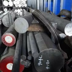 Cina Grade 416 Stainless Steel Round Bar Hot Rolled Diameter 12 - 350mm Solid Solution dan Aging Finish pabrik