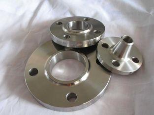 ANSI / ASME / DIN Tabung Tabung Baja Stainless 2205 S31803 B16.5 Stainless Steel Blind Flange