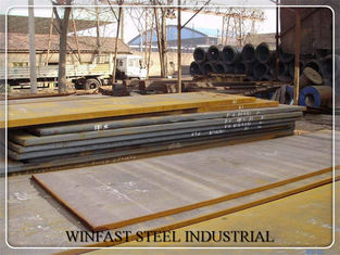 ASME SA20 SA20M Hot Rolled Steel Plate Tebal 6.0 - 80.0mm