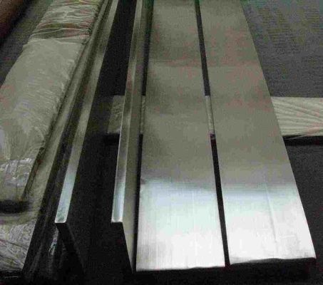 Cina High Hardness Grade 440A Flat Stainless Steel Bar Hot Rolled ASTM DIN pabrik