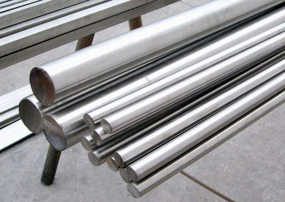 Cina Diameter 8 - 150mm Stainless Steel Round Bar H9 Toleransi ASTM A270 316L pabrik