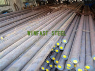 Forged Stainless Steel Round Bar Padat Finish Diameter 250mm pemasok