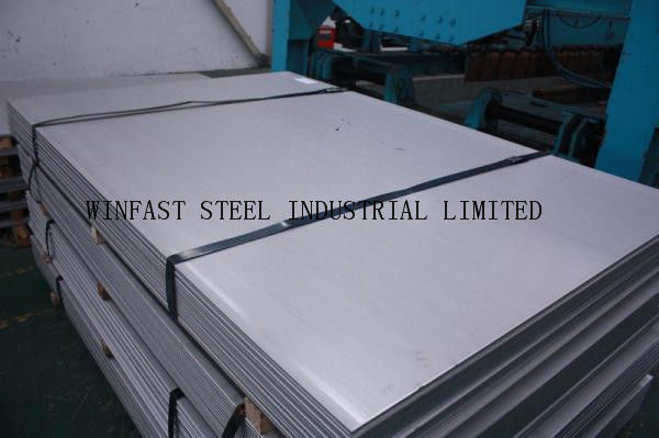 UNS S32304 super Duplex Stainless Steel Plate 3mm - 12mm Hot Rolled pemasok
