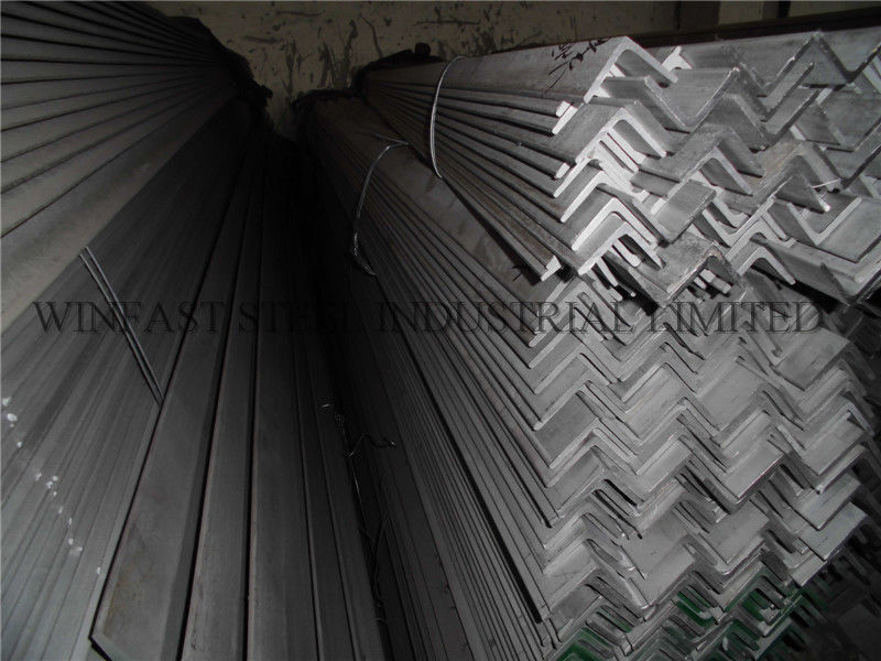 Stainless Steel Equal Angle, Logam Angle Bar AISI 316L 321 310S pemasok