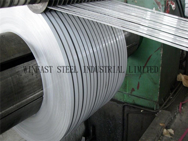200S / 300S / 400S Polished Stainless Steel Strips, musim semi Steel Strip pemasok