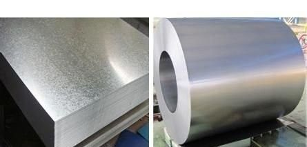 Alloy Steel Coil / Strip Galvanized Steel Sheet SS400 Q235 Q345 Pelat Baja Terbalik pemasok