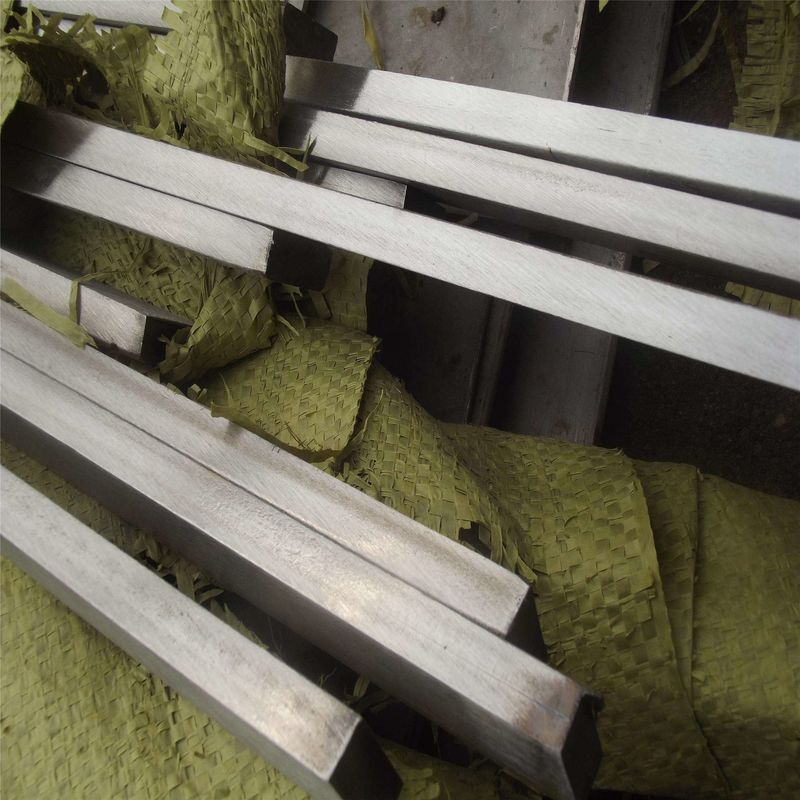 Grade 420J2 3Cr13 Stainless Steel Flat Bar Hot Rolled 420 Besi Baja Besi Stainless pemasok