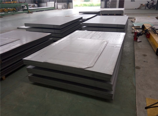 Pengeboran Stainless Steel Pelat 316 ASTM GB JIS EN TISCO BAOSTEEL