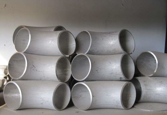 Cina Welded Elbow Seamless Stainless Steel Tube Fittings ASTM EN JIS Standard Distributor