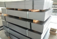 ASTM A653 Galvanized Steel Sheet Cutting / Galvanised Steel Sheet